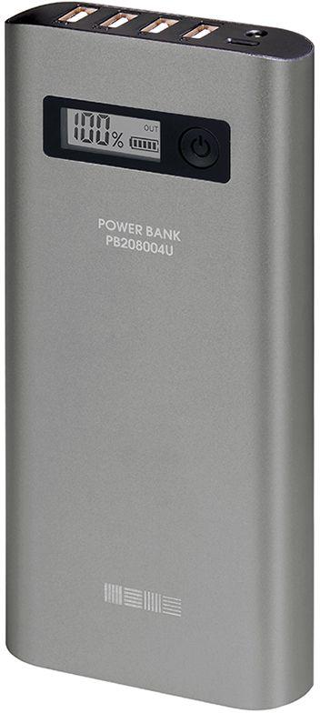 Фото - Interstep PB208004U внешний аккумулятор (20800 мАч) аккумулятор