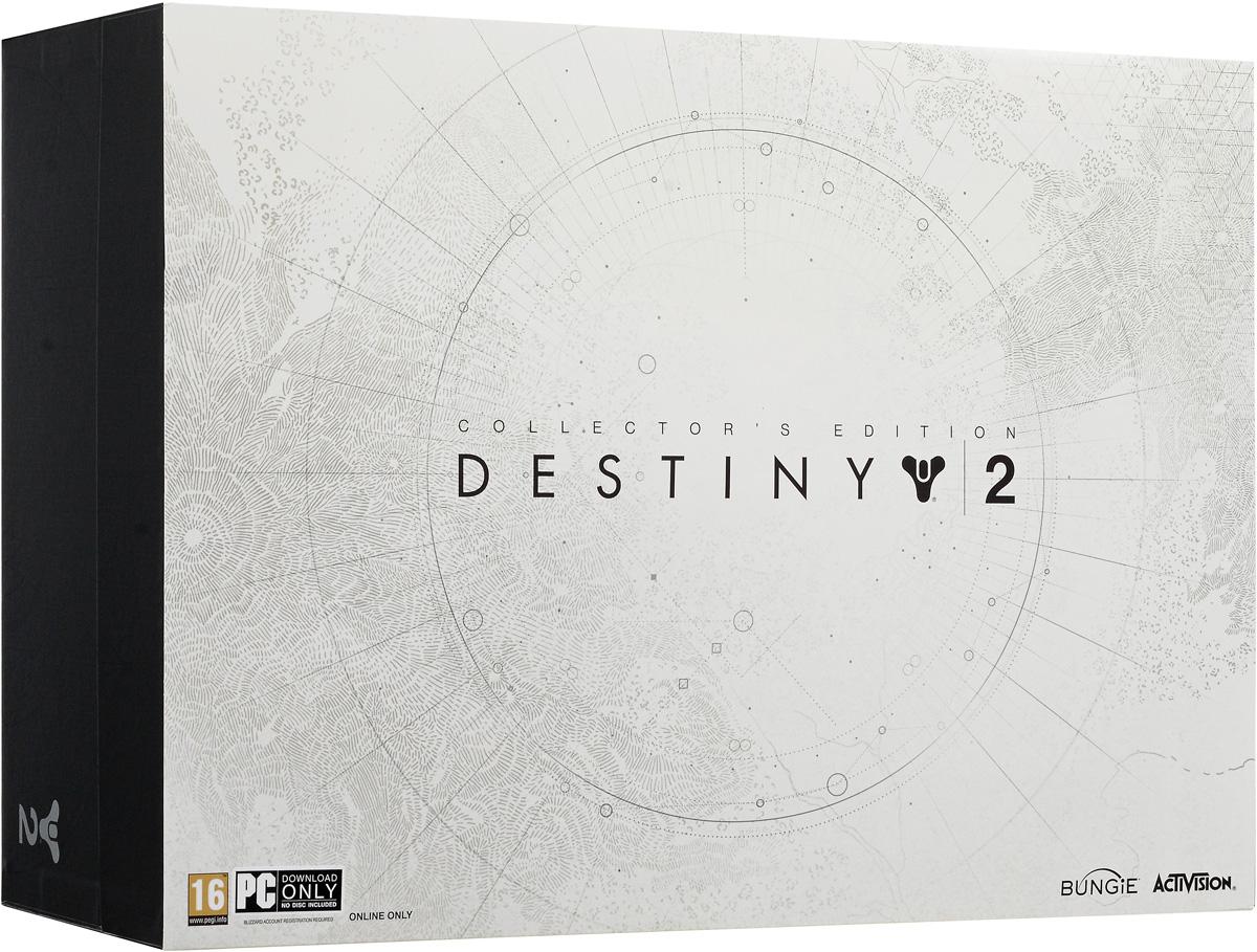 Destiny 2. Коллекционное издание (код загрузки, без диска) видеоигра для pc медиа destiny 2 код загрузки без диска