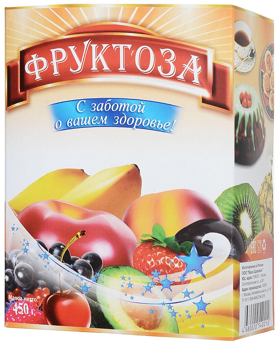 Ваше Здоровье фруктоза коробка, 450 г в г ананьев бар без алкоголя