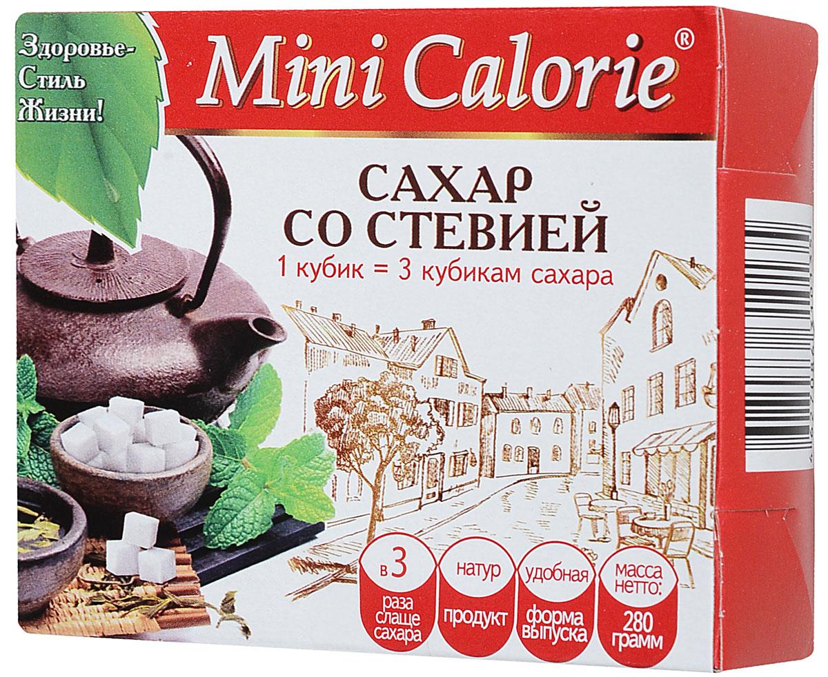 Mini calorie сахар со стевией в кубиках, 280 г футболка хорошая подруга в 3 раза лучше чем 3 друга