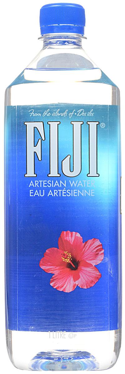Fiji вода минеральная артезианская негазированная 1 л