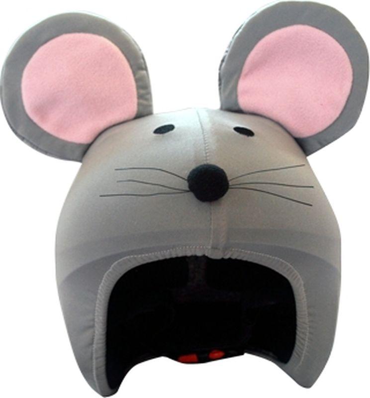 Нашлемник CoolCasc Mouse. Мышь, цвет: серый, розовыйУТ-00007738Стильный нашлемник CoolCasc для спортивного шлема предназначен для занятий спортом (сноуборд, горные лыжи, велосипед) и развлечений. Легко надевается, защищает шлем от царапин. Размер - универсальный. Нашлемник CoolCasc поможет подчеркнуть вашу индивидуальность и выделит вас среди окружающих. Состав: 83% нейлон, 17% спандекс. Что взять с собой на горнолыжную прогулку: рассказывают эксперты. Статья OZON Гид