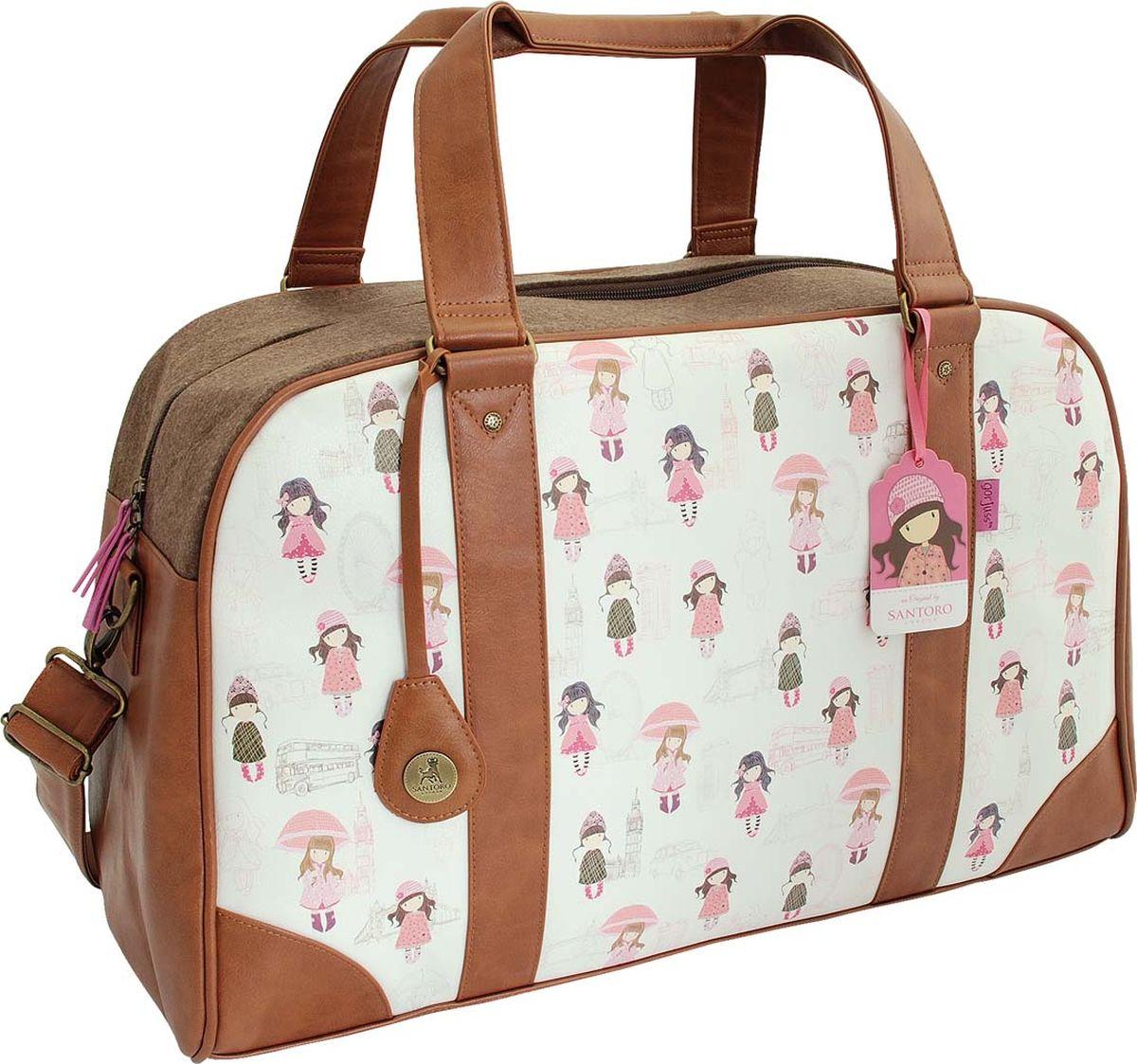 Сумка на плечо Santoro London сумка для девочки santoro toadstools цвет синий 0012417