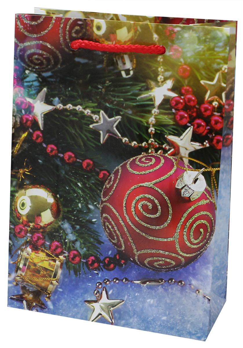 Пакет подарочный Мегамаг, ламинированный, 14 х 20 х 6,5 см . 6091 MS пакет подарочный бумажный ламинированный люкс 110 140 65 мм 2 вида