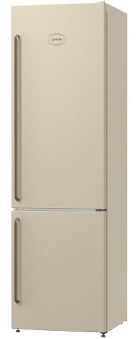 Холодильник Gorenje NRK621CLI, Ivory