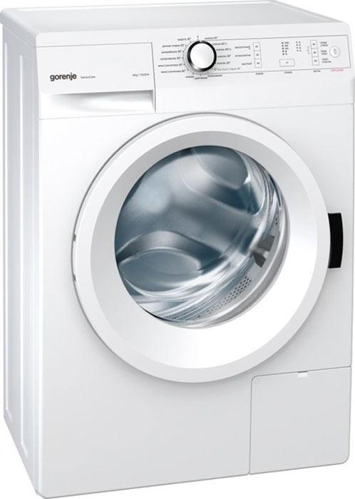 Gorenje W62FZ02/S стиральная машина цены онлайн
