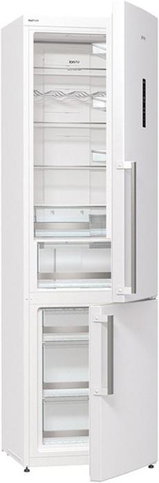 Холодильник Gorenje NRK6201TW, белый цены онлайн
