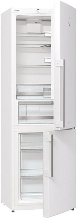 Двухкамерный холодильник Gorenje RK61FSY2W2, белый