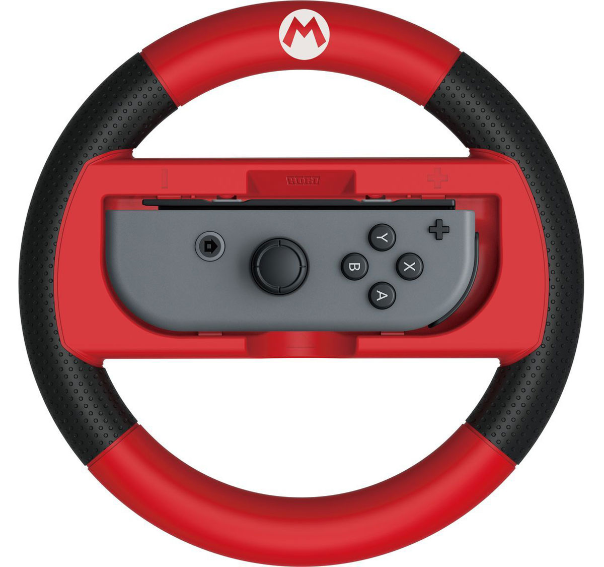 Hori Super Mario, Red руль для Nintendo Switch (NSW-054U) чехол hori nsw 074u для nintendo switch