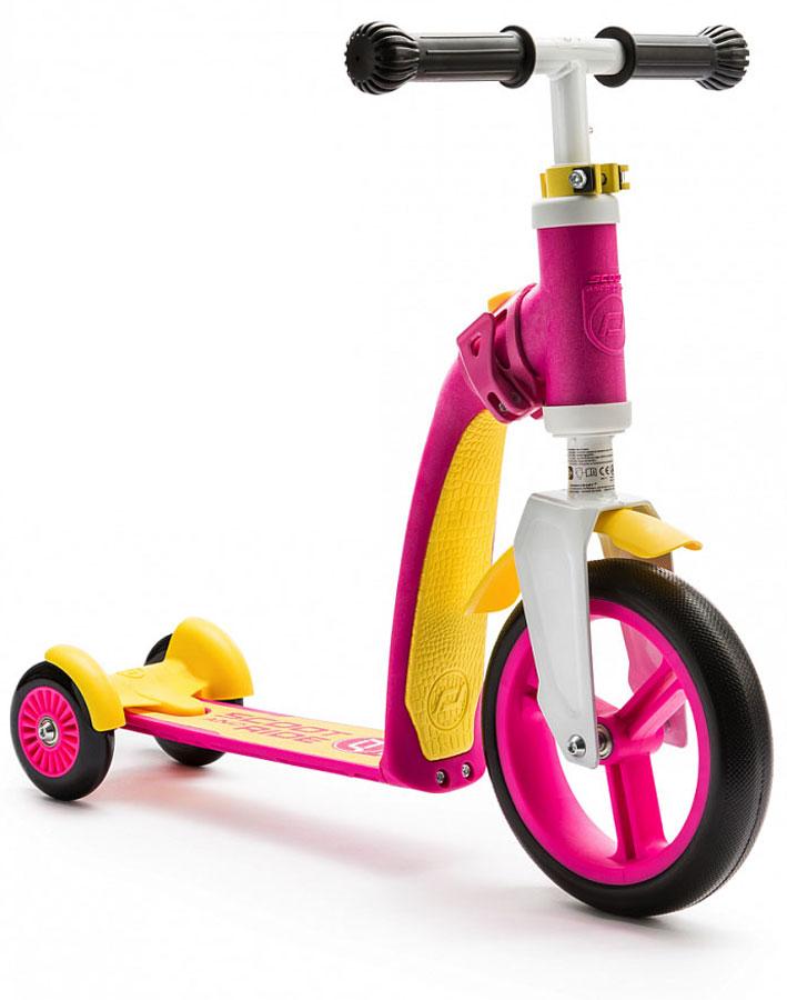 Scoot&Ride Самокат-беговел Highway Baby Plus цвет розовый