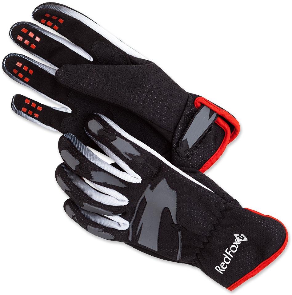 купить Перчатки Red Fox Ice Grip, цвет: черный. 35655. Размер XS (16/17) по цене 2340 рублей