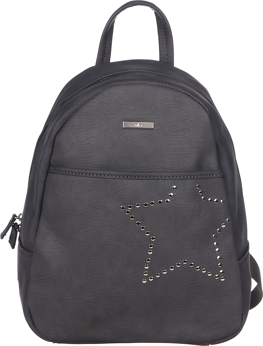 Рюкзак женский Ola, цвет: темно-серый. OLA G-7209D.GREY ремень женский mustang цвет темно серый mw3024l14 0770 размер 95