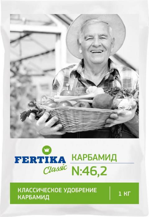 Удобрение Фертика Карбамид, 1 кг