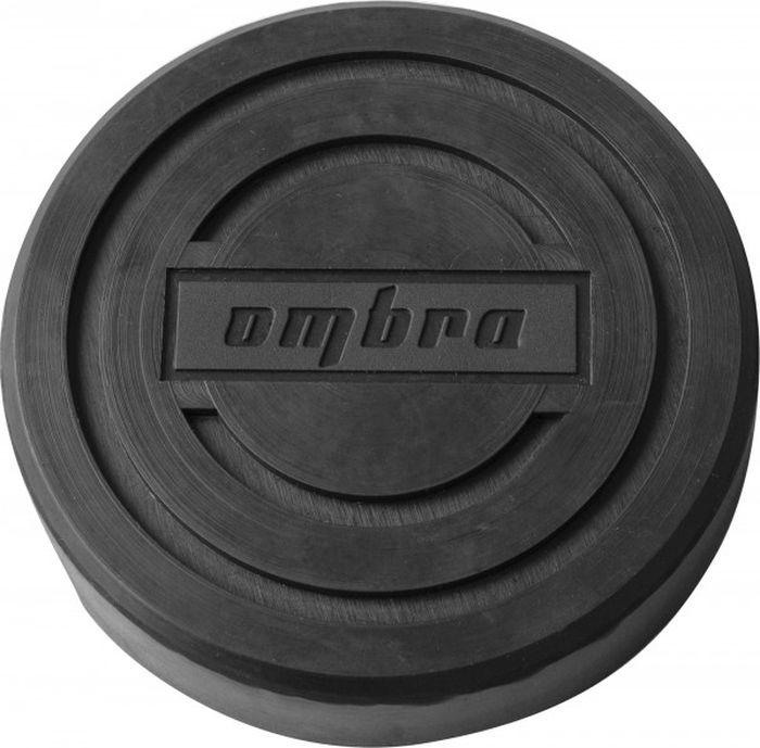 """Опора резиновая """"Ombra"""", обхватывающая, для подкатных домкратов, O-120 мм, Н-28 мм"""