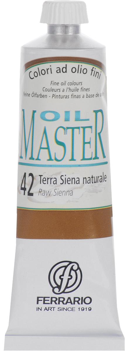Ferrario Краска масляная Oil Master цвет №42 натуральная сиена ferrario краска масляная van dyck цвет 91 золото av1116bo91