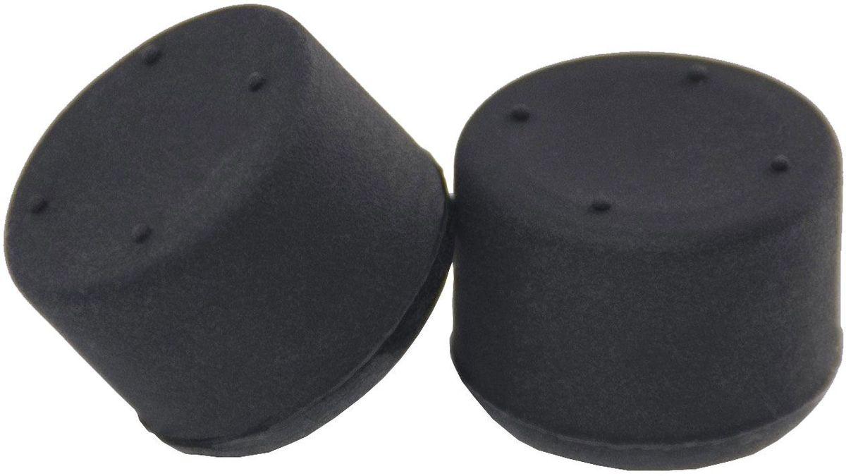 лучшая цена Artplays Thumb Grips ACPS4127, Black накладки защитные вогнутые для контроллеров PlayStation 4 (2 шт)