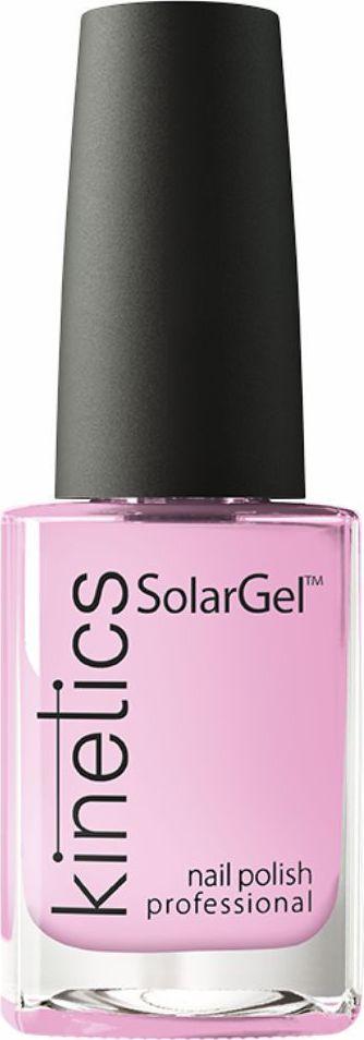 Kinetics Профессиональный лак SolarGel Polish, 15 мл, тон 381 kinetics 195 лак профессиональный для ногтей solargel polish 15мл