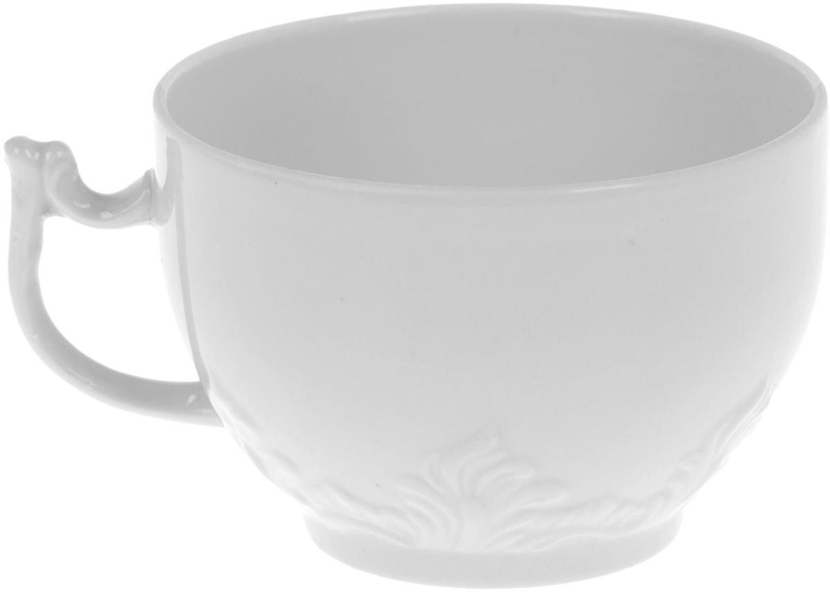 Чашка чайная Фарфор Вербилок, 200 мл. 1333148 набор для специй фарфор вербилок веселушки 37860000