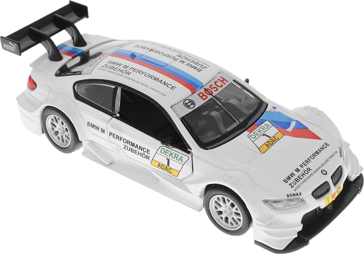 Пламенный мотор Модель автомобиля BMW M3 DTM цвет белый пламенный мотор машинка инерционная bmw цвет серый