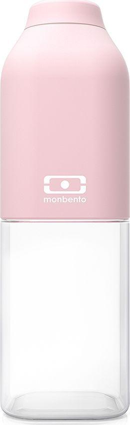 Бутылка Monbento Positive, цвет: личи, 0,5 л