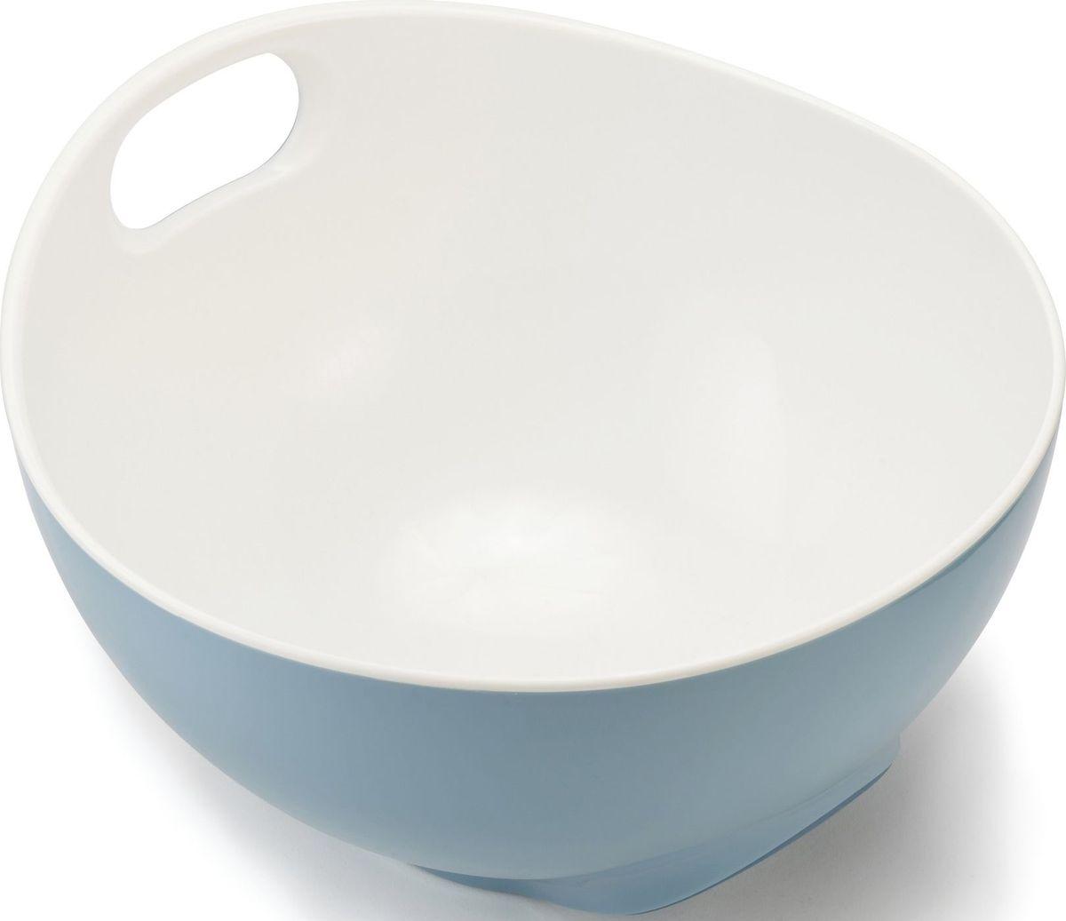 Миска Joseph Tilt, цвет: голубой, 4 л