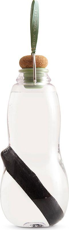 Эко-бутылка Black+Blum Eau Good, с фильтром, цвет: оливковый, 800 мл