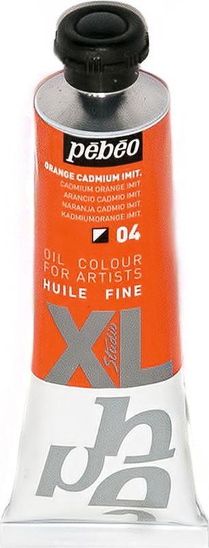 Pebeo Краска масляная XL цвет кадмий оранжевый 37 мл