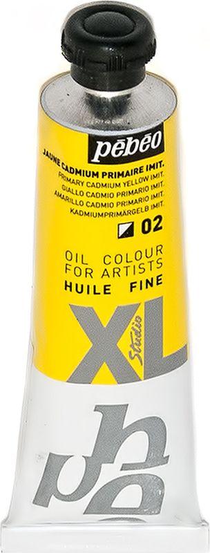 Pebeo Краска масляная XL цвет кадмий желтый 37 мл