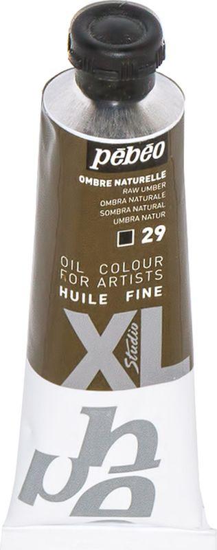 Pebeo Краска масляная XL цвет умбра натуральная 37 мл