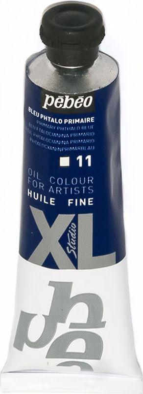 Pebeo Краска масляная XL цвет фталоцианин синий 37 мл