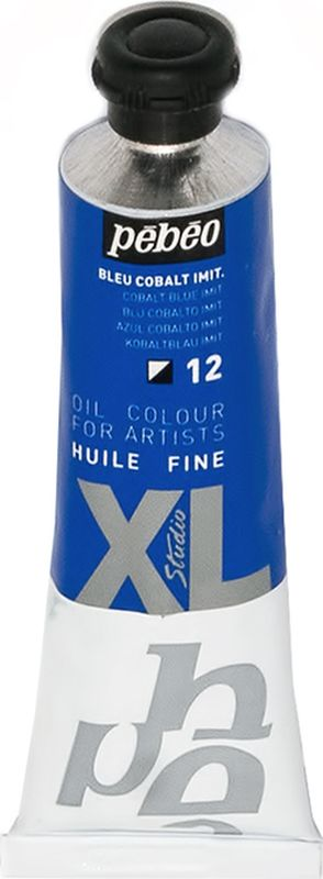 Pebeo Краска масляная XL цвет кобальт синий 37 мл