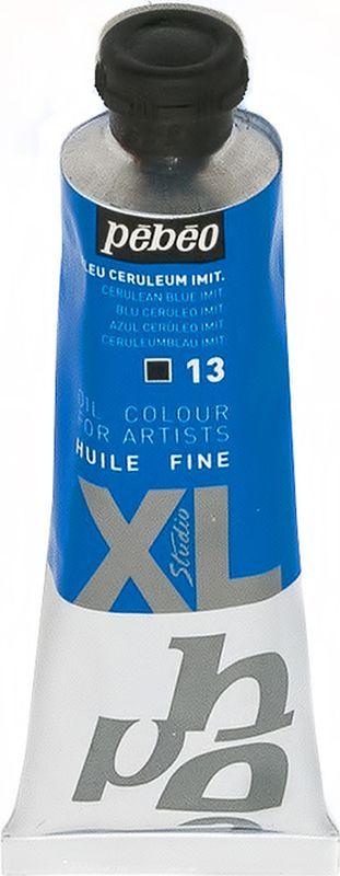 Pebeo Краска масляная XL цвет церулеум синий 37 мл