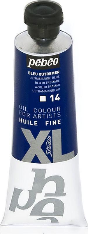 Pebeo Краска масляная XL цвет ультрамарин синий 37 мл