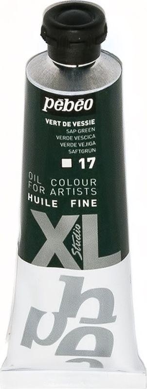 Pebeo Краска масляная XL цвет зеленая крушина 37 мл