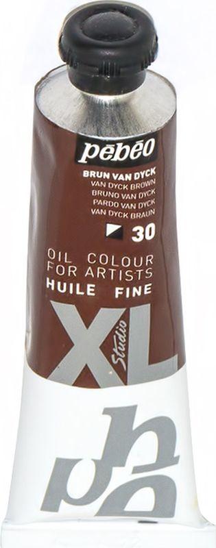 Pebeo Краска масляная XL цвет коричневый 37 мл
