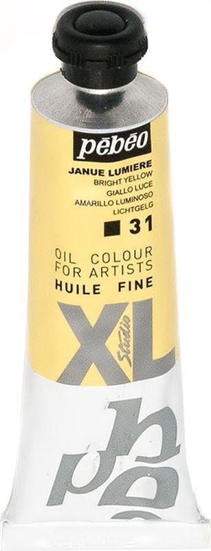 Pebeo Краска масляная XL цвет желтый светлый 37 мл