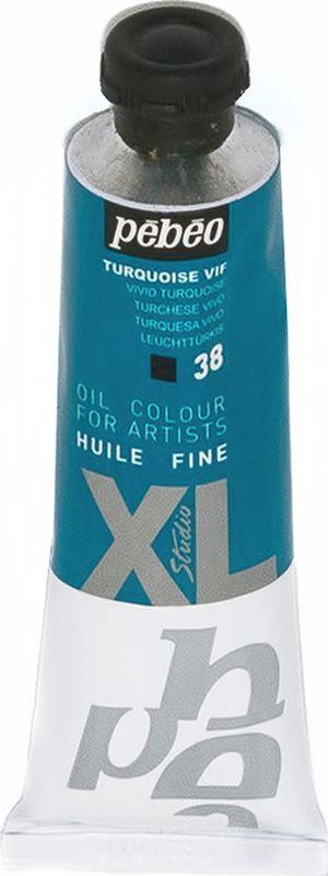 Pebeo Краска масляная XL цвет ярко-бирюзовый 37 мл