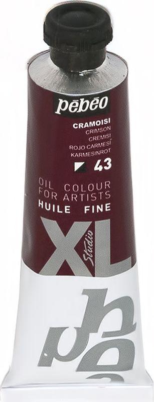 Pebeo Краска масляная XL цвет малиновый 37 мл