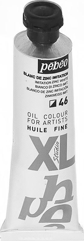 Pebeo Краска масляная XL цвет белила цинковые 37 мл
