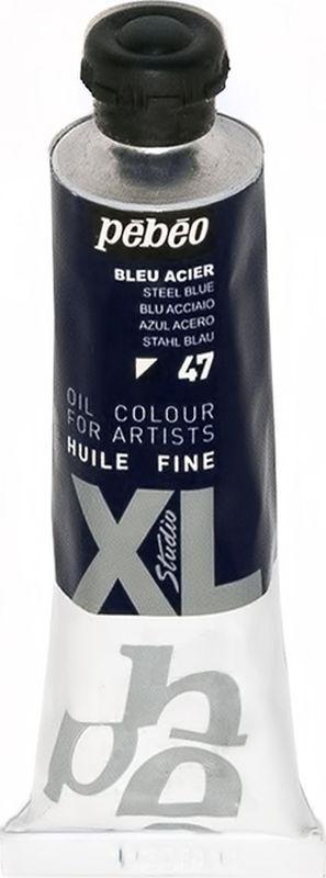 Pebeo Краска масляная XL цвет синий стальной 37 мл