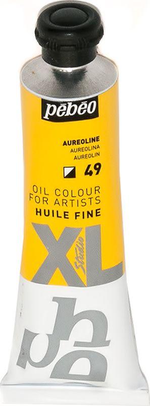 Pebeo Краска масляная XL цвет ауреолин 37 мл
