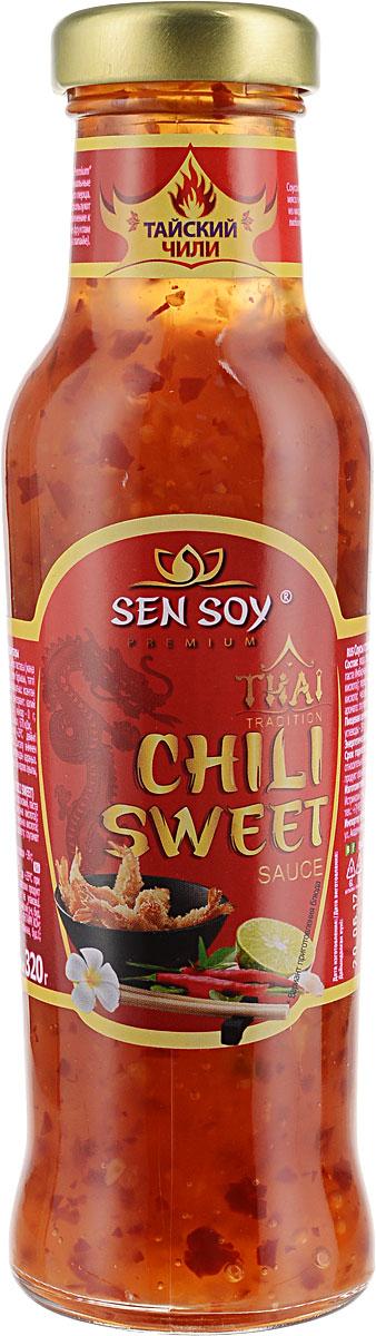 Sen Soy Чили сладкий соус, 320 г sen soy tempura японская панировочная мука 150 г