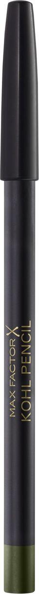 Max Factor Карандаш для глаз Kohl Pencil, тон №070 Olive, цвет: оливковый clarins набор для выразительного взгляда набор для выразительного взгляда
