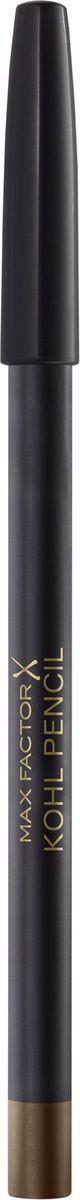 Max Factor Карандаш для глаз Kohl Pencil, тон №040 Taupe, цвет: светло-коричневый карандаш для бровей max factor 001 цвет черный