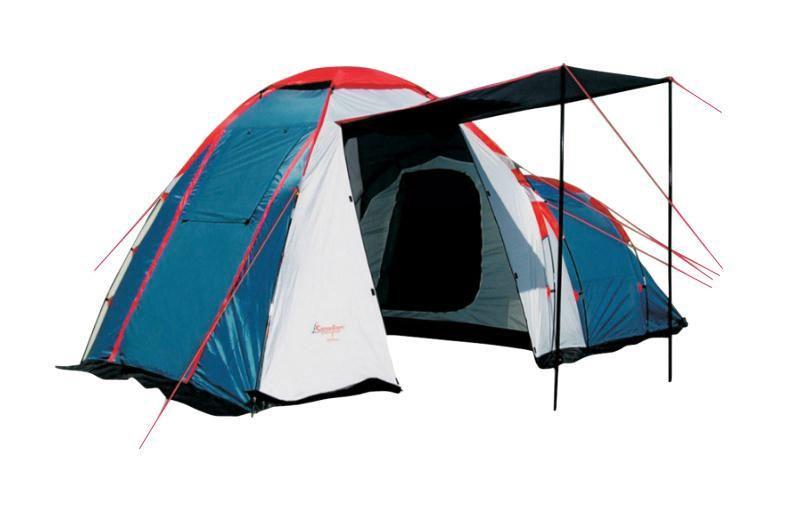 цена на Палатка CANADIAN CAMPER HYPPO 3 (цвет royal)