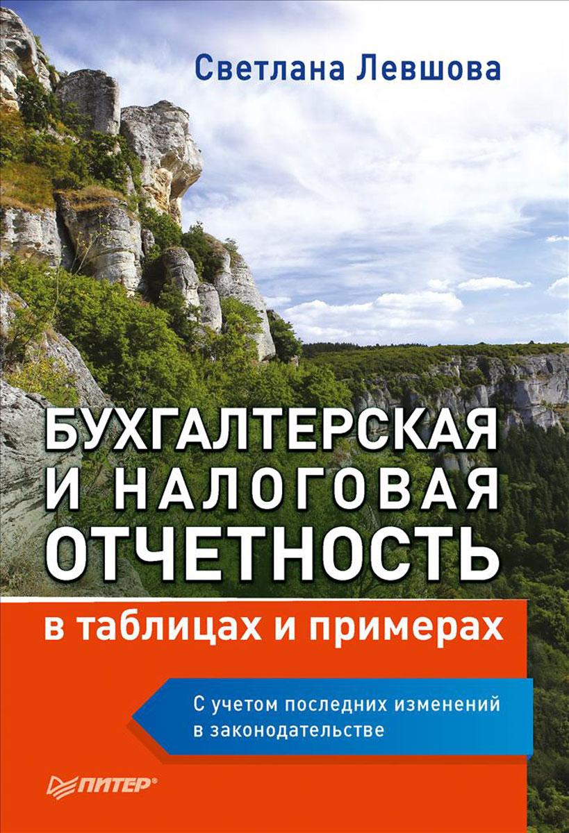 Светлана Левшова Бухгалтерская и налоговая отчетность в таблицах и примерах. С учетом последних изменений в законодательстве