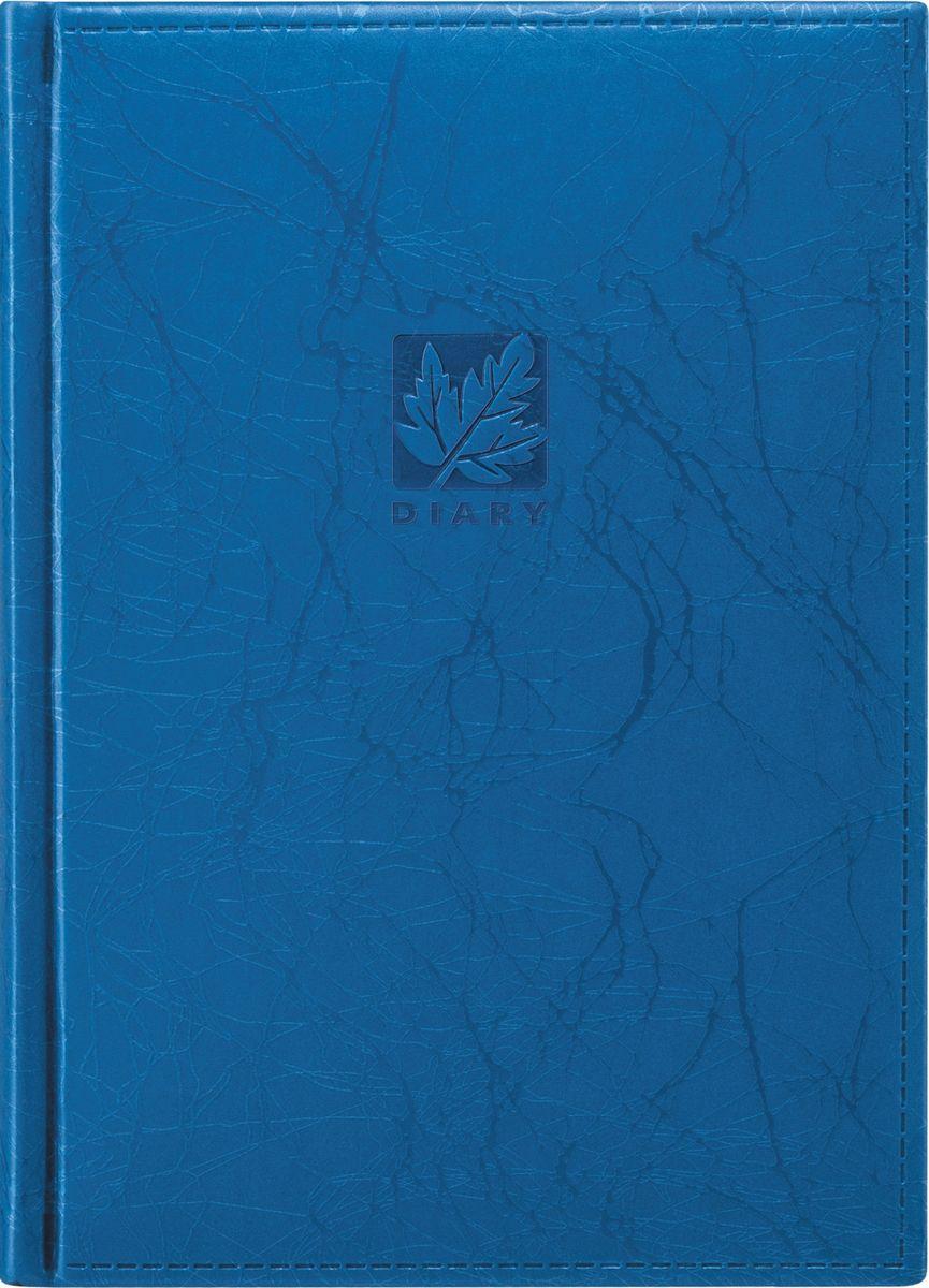 Erich Krause Ежедневник Scribble недатированный 176 листов цвет синий