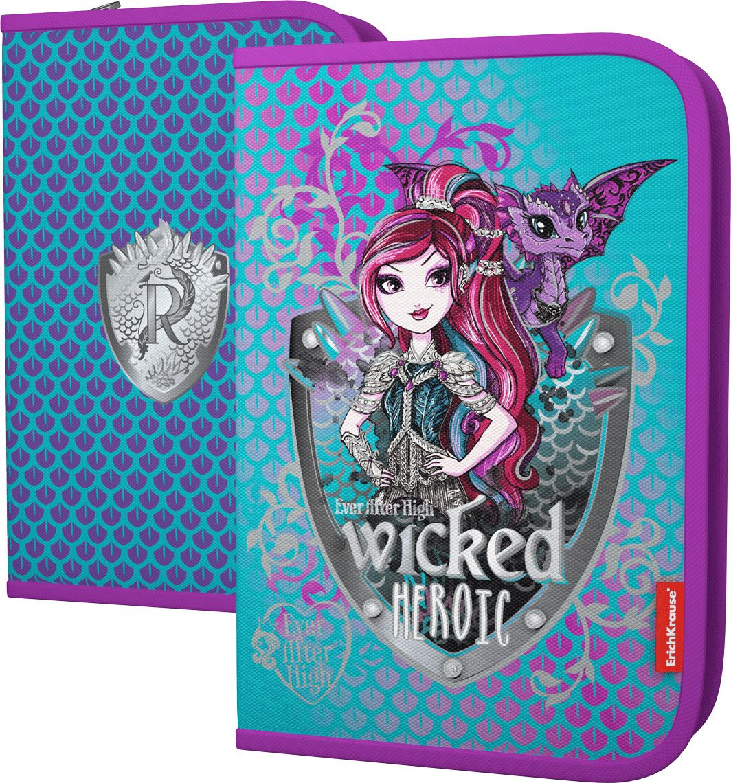 Mattel Пенал Ever After High Dragon Game цена 2017