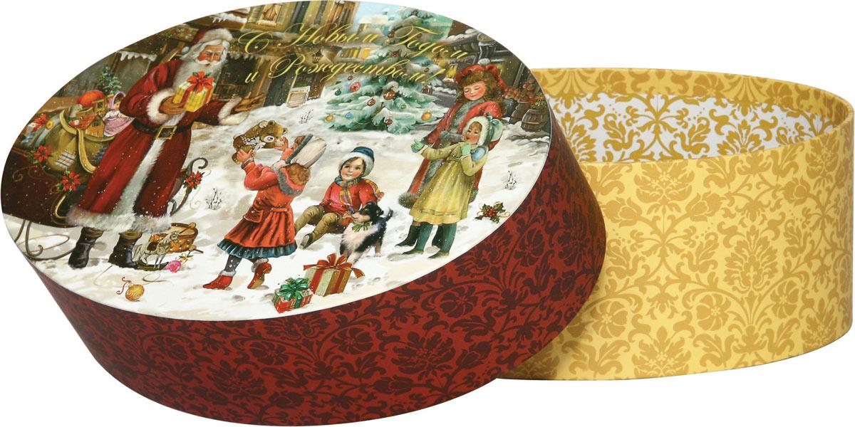 Коробка подарочная Правила Успеха На радость детям, 18 х 12 х 7 см мешок деда мороза страна карнавалия с новым годом 60 х 90 см 3292118