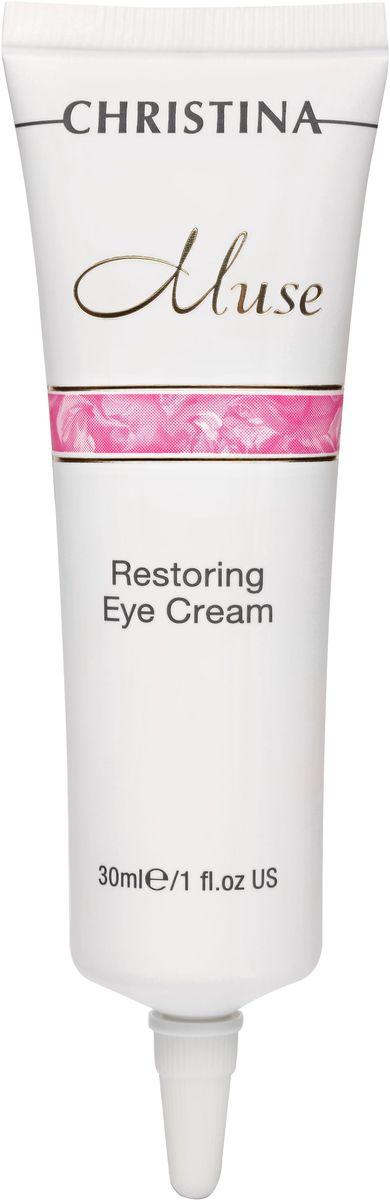 Christina Muse Restoring Eye Cream – Восстанавливающий крем для кожи вокруг глаз 30 мл christina muse enchanting body cream крем для тела кристина 250 мл